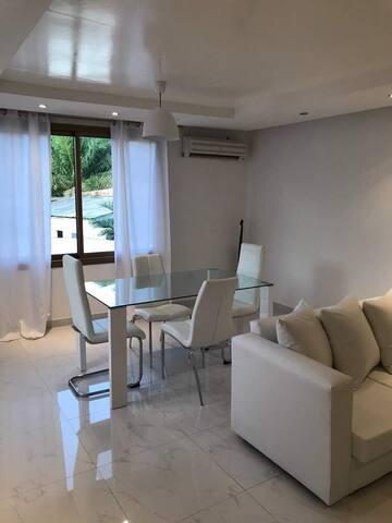 Appartement cosy «Ste olib's service»
