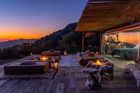 Malibu Airstream Eco Retreat Above The Clouds