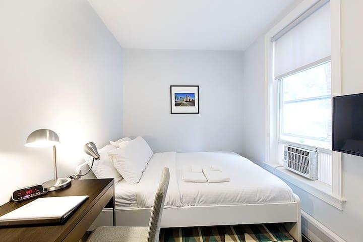 Quarters™ on DOT STRB - Private Room | Shared Bath