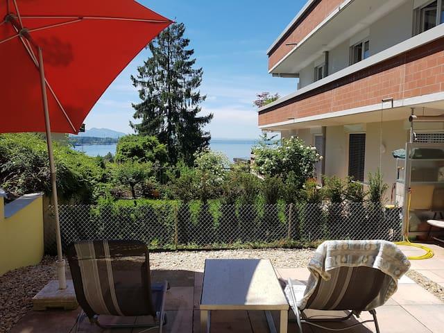 Wunderbare Wohnung am Rande von Bregenz!!!