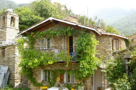 Maison de Hameau Carpasio au calme - Carpasio