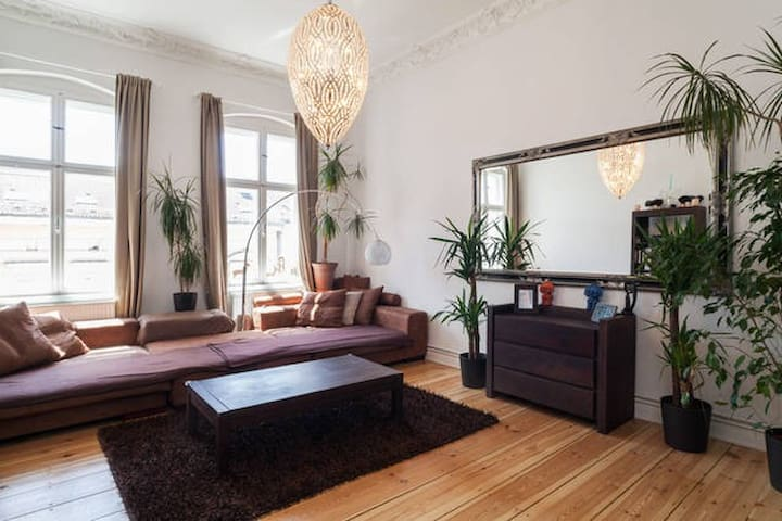 LUXURY FAMILY APT Centre of Berlin! - Berlin - Apartment
