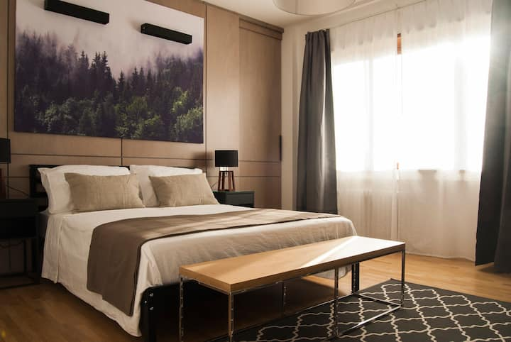 Modern and comfortable flat - Master Suite