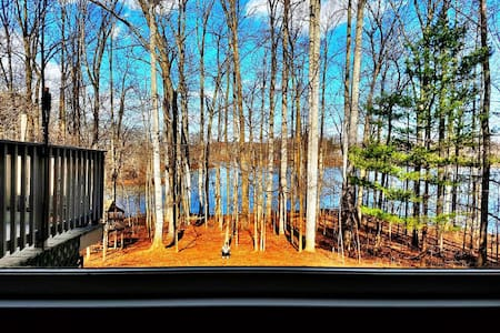Peaceful lake retreat in Warrenton - Warrenton - House - 0