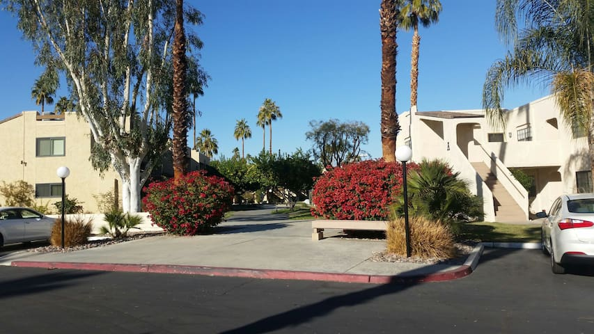 Cozy condo in a quiet neighborhood - Palm Springs - Apartment