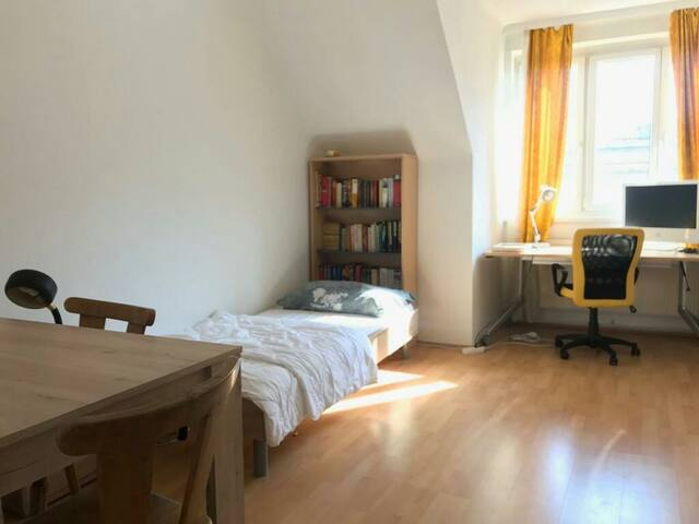 perfect for students - cozy room close to center