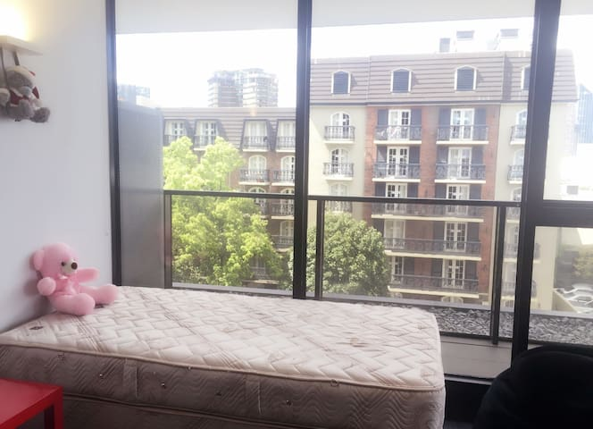 Best Choice for Backpackers! - North Melbourne - Apartamento