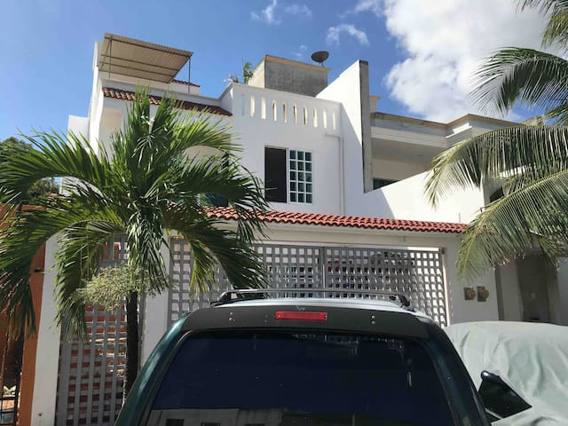 Mayan  casa 🏝🏕