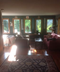 beautiful secluded nature house - Pittsfield - House