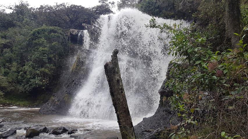 Cascada La Periquera