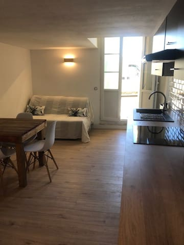 Location appartement duplex en Balagne  (Corse) - Belgodère - Apartment