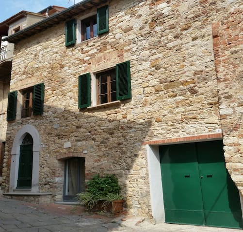 Esperienza nella Toscana Medioevale