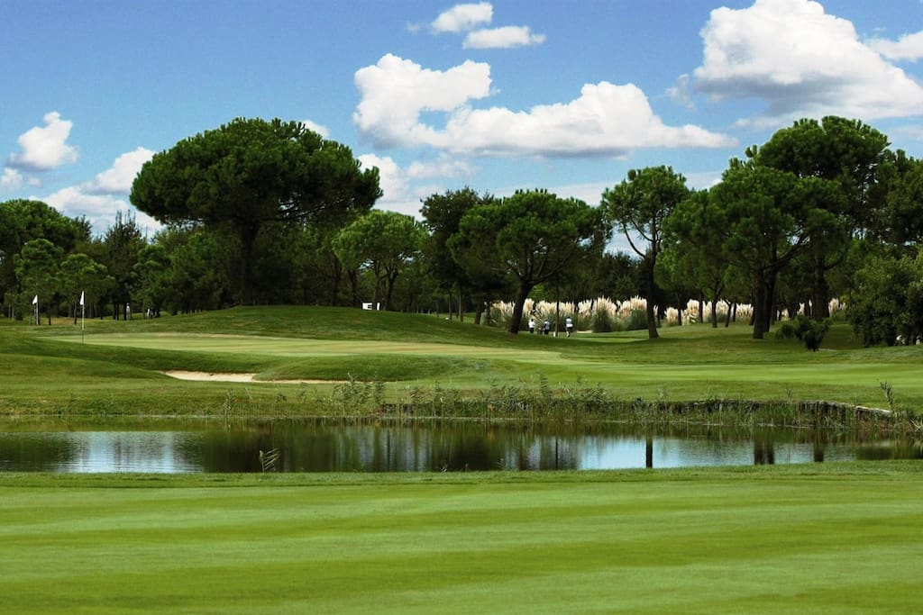 Have a nice tournament or just practice with your family in the GOLF club in Lignano only 6.5 km from the house.
