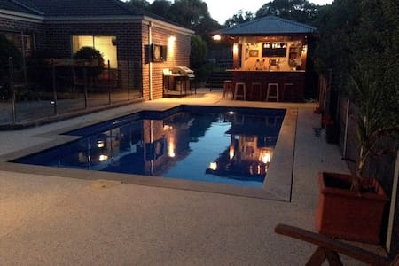 Relax and unwind in Mornington - Mornington - House