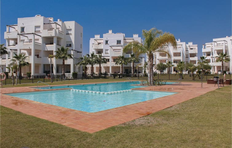 Holiday apartment with 2 bedrooms on 58m² in Roldan