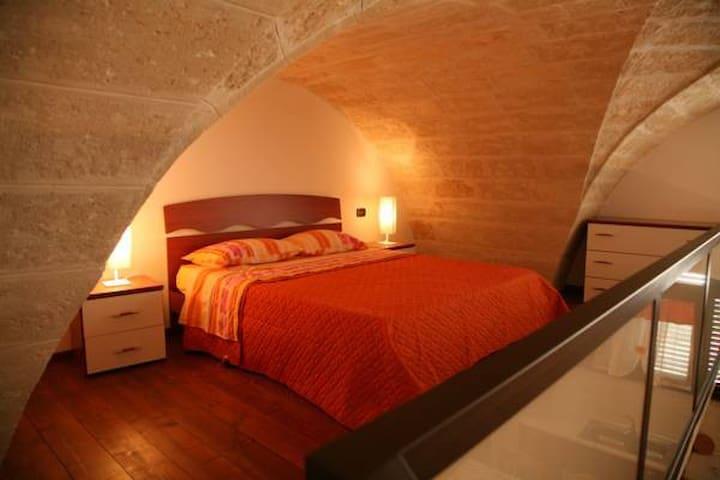case vacanze archi di mare - Savelletri