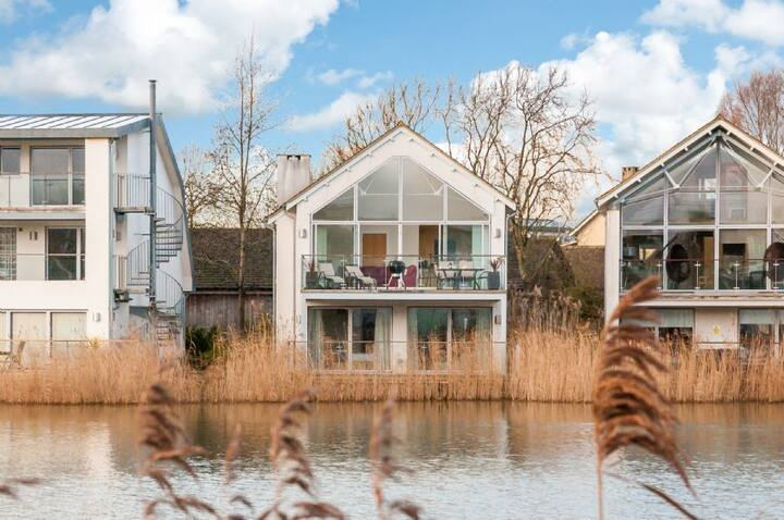Bittern Reeds, Luxury Spa, Pet Friendly, Child Friendly, Lake Views, Lower Mill Estate