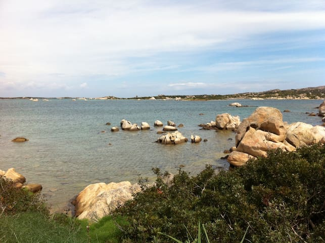 Panorama, piscina e pace