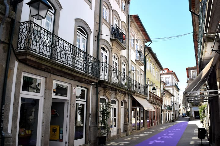 T2+1 no centro histórico de Viana do Castelo - Viana do Castelo - 公寓