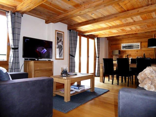 Appartement  au coeur du village d'Argentière - Chamonix-Mont-Blanc - Apartamento