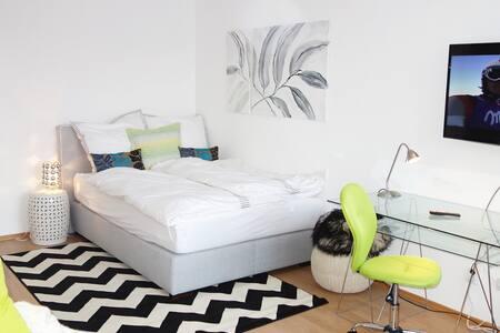 Stylish High-End flat central Munich + River Isar - 慕尼黑 - 公寓