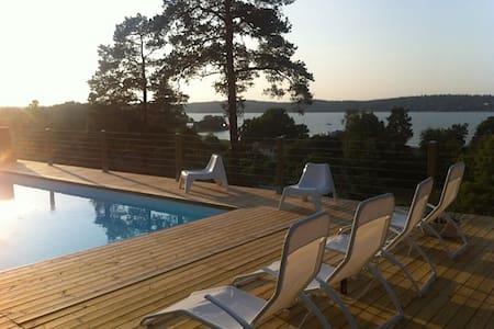 Extraordinary house with fantastic sea view - Tyresö - 別墅