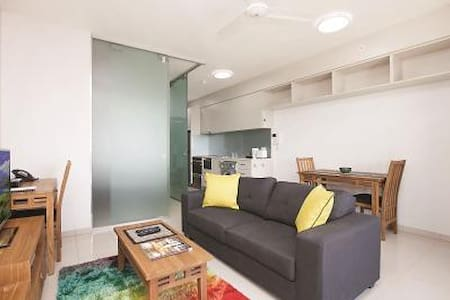 1 bedroom Executive Apartment with Breakfast - 达尔文 - 公寓