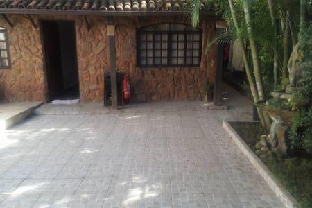 alugo casa para hospedagem nas olimpiadas - ริโอเดอจาเนโร - วิลล่า