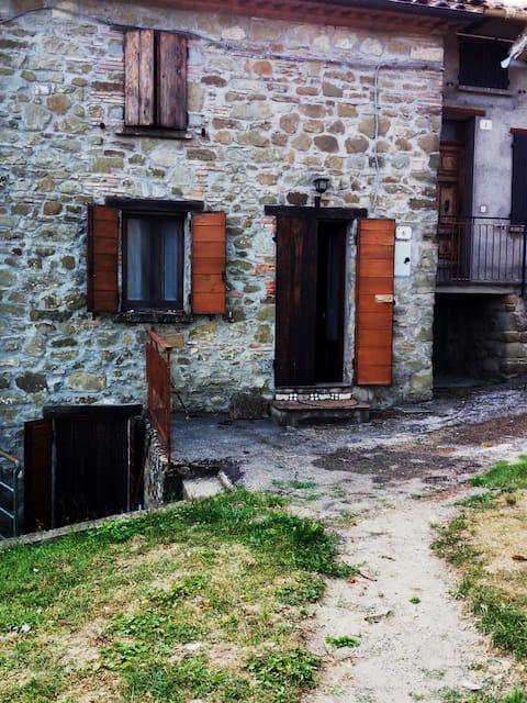 Casetta indipendente a Monte Benedetto