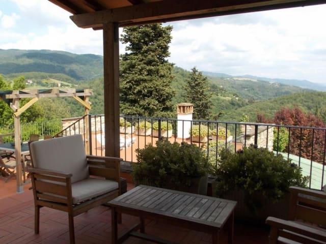Villa in Scarperia ID 3617