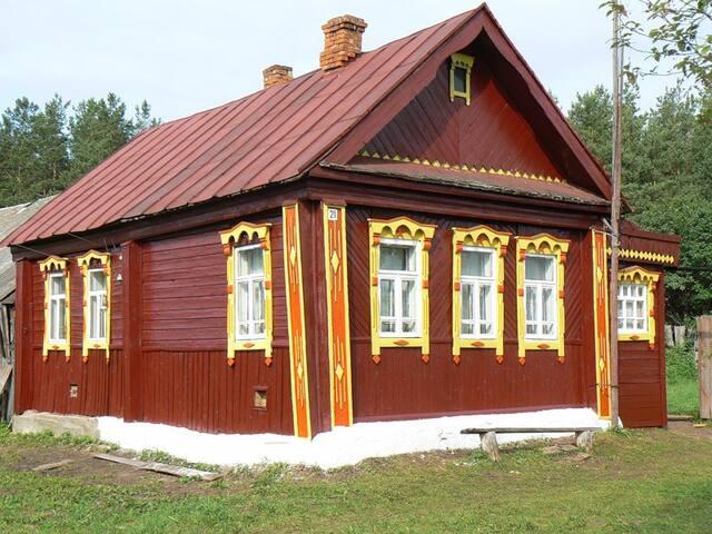 Дом с прекрасным расположением в г. Егорьевск