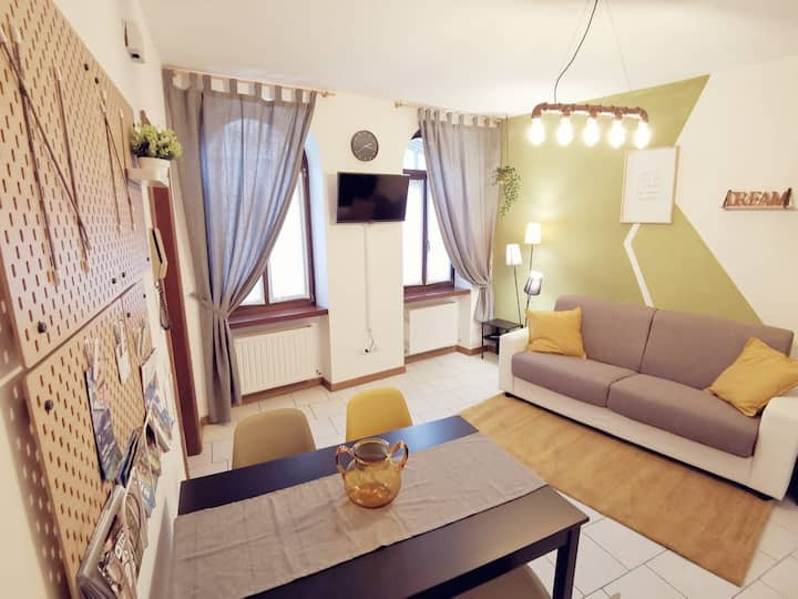 Dolce Riva Downtown Apartment URBAN -with terrace-
