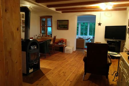 Cozy Bavarian flat close to Munich - Nandlstadt - Lakás