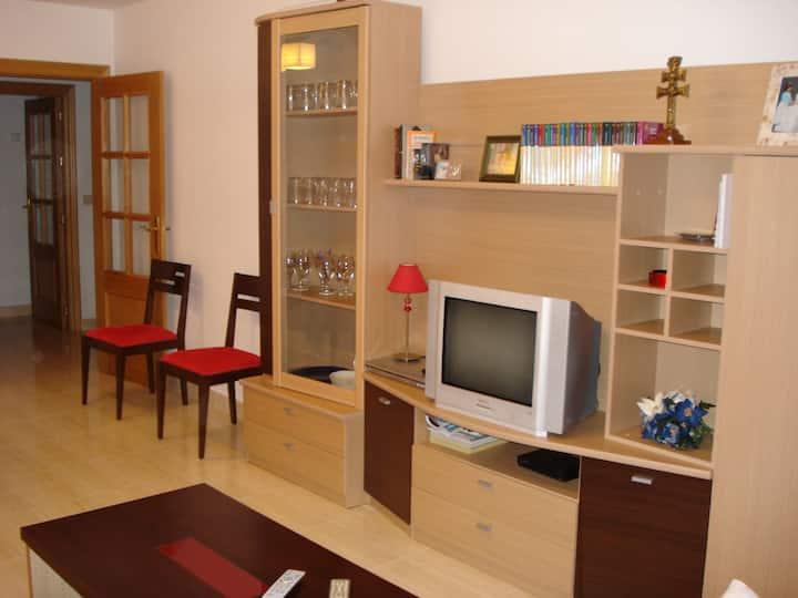 Alojamiento en piso compartido en Caravaca