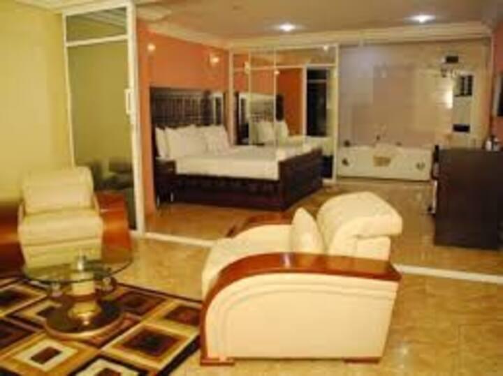 Affordable Lagos hotel in v.i