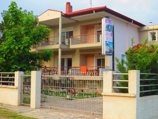 House of Artemis Studio 4 - Asprovalta - Apartament