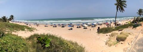 Apartamento à Beira Mar em Praia do Flamengo