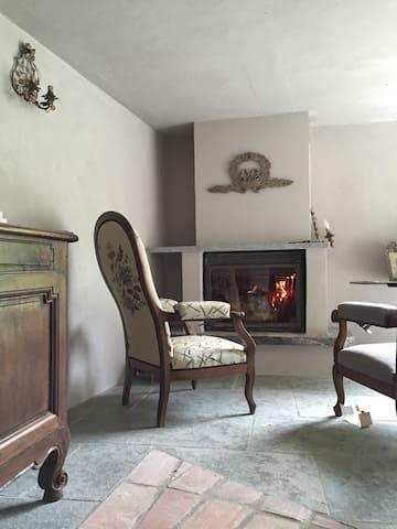 Orto Fortunato di Luvara - Mombello Monferrato - House
