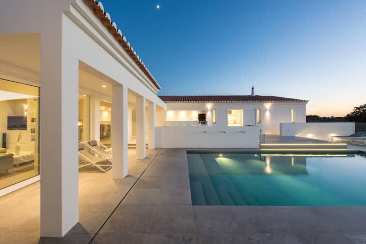 Vila Dria: luxe in het mooiste deel van de Algarve