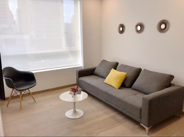 Luxurious BRAND NEW Apartment in Polanco