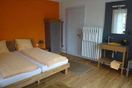 BnB Hopfengrün, Langenthal-Neuhüsli (1 Pers) - Langenthal - Bed & Breakfast