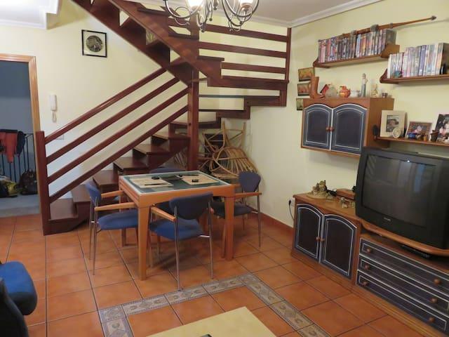 Dúplex Playa Altar, 2 habitaciones - San Cosme de Barreiros