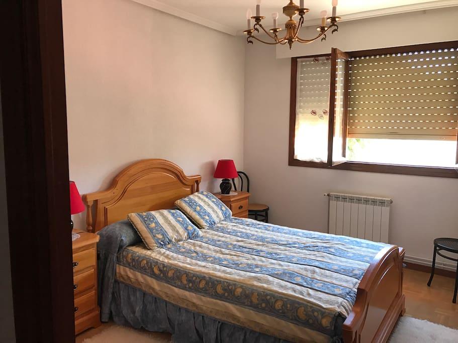Dormitorio cama 1,35