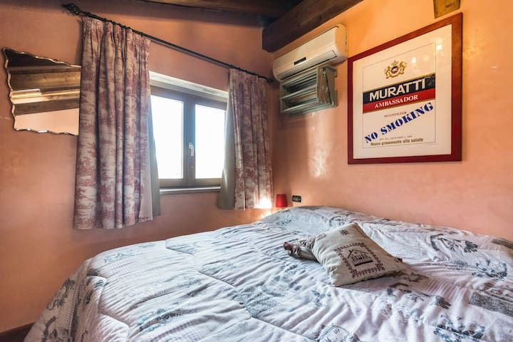 Bed & Breakfast Portobello camera rosa - Cosio Valtellino