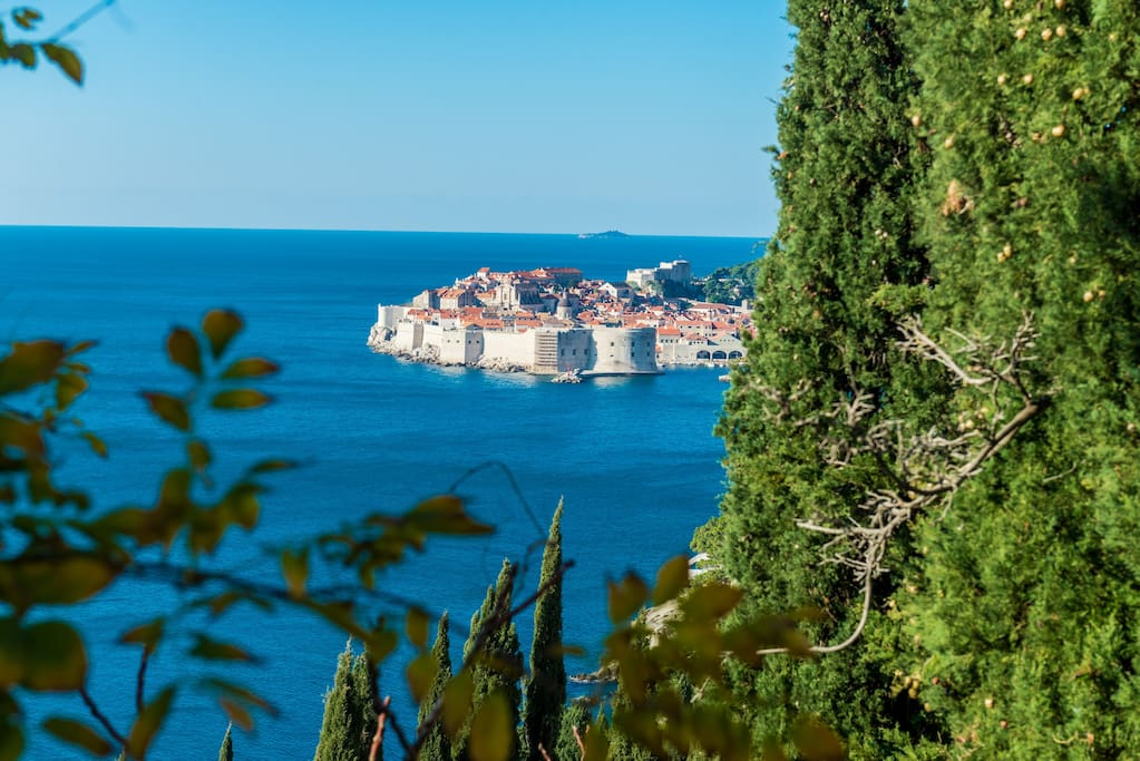 Sea View; Sun City; Sun City; Dubrovnik Old Town and Sea View