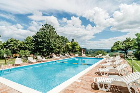 Holiday apartment with 1 room on 23m² in Castiglione d.Lago PG