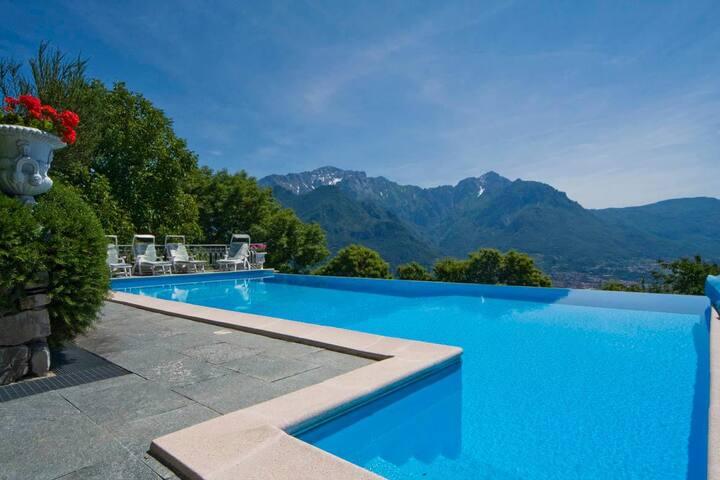 Splendid 3 bedroom Villa in Civenna (Q5185)