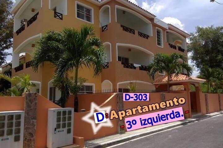 Bayahibe - Rep. Dominicana.  Mar Caribe. D-303