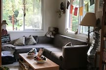 Small lounge area / Reading nook
