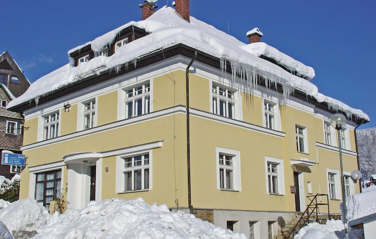 Holiday apartment with 1 room on 70 m² in Rokytnice n/Jizerou
